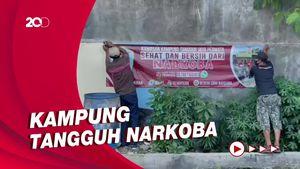 Cegah Narkoba, Kampung Tangguh Didirikan di Kampung Ambon
