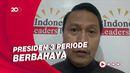 PKS: Jokowi Harus Lebih Keras Menentang Ide 3 Periode