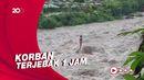 Dramatis! Penyelamatan Warga yang Terjebak Air Bah di Sungai Serayu
