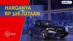 Honda Luncurkan Civic Generasi Ke-11