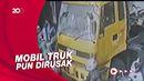 Sopir Truk Dikeroyok Rombongan Pengiring Jenazah di Jakut