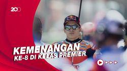 Marquez Si Raja Sachsenring: 11 Kemenangan Beruntun