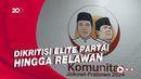 Wacana Presiden 3 Periode Ditentang Sejumlah Pihak