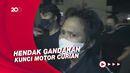 Wanita Pelaku Curanmor Dibekuk Polisi