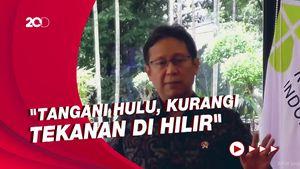 2 Arahan Jokowi ke Menkes Budi Terkait Lonjakan Kasus COVID-19