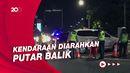 Pembatasan Mobilitas di Jalan Asaf Jakarta Mulai Berlaku