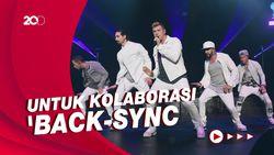 Aksi Backstreet Boys Belajar Koreografi Bareng NSYNC