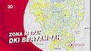Waspada! Ini Daftar 10 Titik Zona Merah di Jakarta