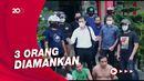 Polisi Gerebek Kawasan Pelabuhan Boombaru Palembang Terkait Narkoba