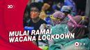 Kasus Corona Meledak, Apa Beda Lockdown, PSBB dan PPKM Mikro?