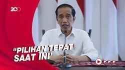Alasan Jokowi Pilih PPKM Mikro Dibanding Lockdown