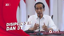 Instruksi Jokowi ke Gubernur: Pertajam PPKM Mikro, Optimalkan Posko
