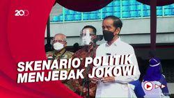 Pengamat: Jokowi Dikhawatirkan Tak Kuat Godaan Wacana Presiden 3 Periode