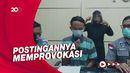 Provokator Penyerangan Pos Penyekatan Suramadu Minta Maaf