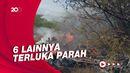 Helikopter di Kenya Jatuh, 17 Tentara Tewas