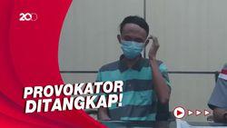 Ditangkap! Ini Tampang Provokator Penyerangan Pos Penyekatan Suramadu