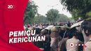 Simpatisan HRS Ricuh, Kapolres: Motor Polisi Diceburkan ke Sungai