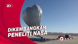 Wujud Balon Udara Pendeteksi Gempa di Planet Venus