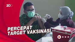 2.100 Warga Usia 18 Tahun di Kota Bandung Jalani Vaksinasi