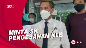 Kubu Moeldoko Gugat Kemenkum HAM Atas Penolakan KLB Deli Serdang