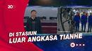 Momen Presiden China Ngobrol dengan Astronaut di Luar Angkasa