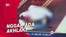 Muda-mudi Mesum di Masjid Hingga Curi Kotak Amal Terekam CCTV