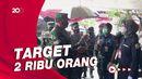 TNI AL Gelar Vaksinasi COVID-19 di Pelabuhan Tanjung Mas