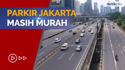Adu Tarif Parkir di Jakarta-Bangkok, Mana yang Lebih Mahal?