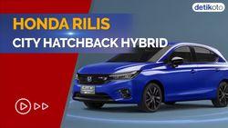 Honda Luncurkan Honda City Hatchback Hybrid, Cuma Rp 380 Jutaan