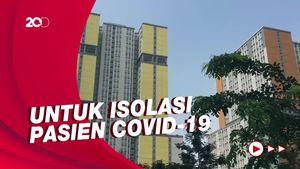 RSDC Wisma Atlet Sebut Rusun Pasar Rumput Siap Dibuka Juli