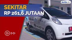 Mitsubishi Siapkan Mobil Listrik Murah, Seharga Terios dan Rush Cs
