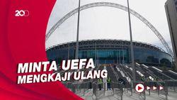 Final Euro 2020 di Wembley Diragukan Gegara Varian Delta