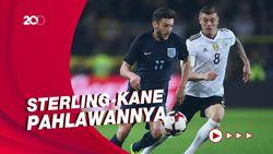 Inggris ke Perempatfinal Euro Usai Bungkam Jerman 2-0