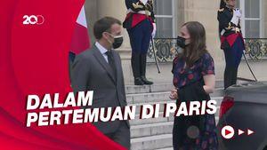 Presiden Prancis Temui Para Pemimpin Dunia, Bahas Apa?