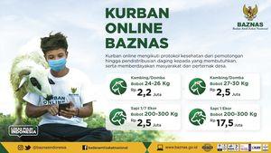 Kemudahan Berkurban Online di Tengah Pandemi!
