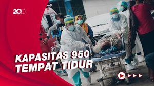 Wisma Haji Pasar Rebo Bakal Dipakai untuk Rawat Pasien COVID-19
