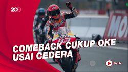 Separuh Musim MotoGP 2021: Marquez sekali Juara, 3 Kali Crash