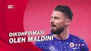 Olivier Giroud Bakal Merapat ke AC Milan