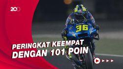 Separuh Musim MotoGP 2021: Joan Mir 3 Kali Podium, Nihil Kemenangan