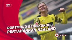 Jleb! Tawaran Chelsea Untuk Erling Haaland Ditolak Dortmund