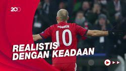 Kerap Cedera, Arjen Robben Gantung Sepatu untuk Kedua Kali