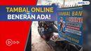 Bukan Guyonan, Tambal Ban Online Beneran Ada Lho!