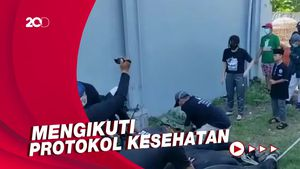 Momen Via Vallen Sembelih Wowo dan Buwu, Sapi Kurban Kesayangannya
