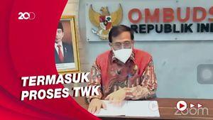 Ombudsman Temukan Maladministrasi Proses Alih Status Pegawai KPK