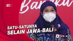Selain Jawa-Bali, Keterisian BOR di Kalimantan Timur Capai 81%
