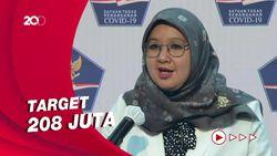 Baru 16,9 Juta Penduduk Indonesia yang Divaksinasi COVID-19 Lengkap