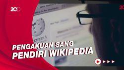 Wikipedia yang Kini Disebut Tak Lagi Bisa Dipercaya