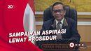 Ada Ajakan Aksi Jokowi End Game, Ini Imbauan Mahfud Md