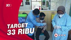 Kini Giliran Siswa SMP di Boyolali yang Mulai Vaksinasi COVID-19