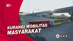 Penutupan 27 Exit Tol di Jateng Diperpanjang hingga 25 Juli